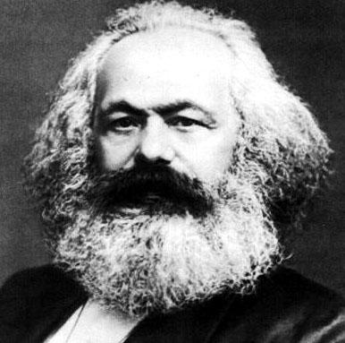 Karl Marx nasceu a 5 de Maio de 1818.